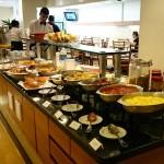 Esse é parte do Café da Manhã no Intercity NewCiti…