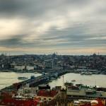 Istambul: A cidade mais conhecida da Turquia, vista do alto…