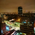 Ahhhh São Paulo... #malainquieta #sampa #saopaulo #sp4you #skyline #travelblog #radisson…