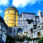 Palcio da Pena  Sintra  Portugal Lindo por forahellip