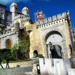 Ainda no Palcio da Pena malainquieta portugal sintra