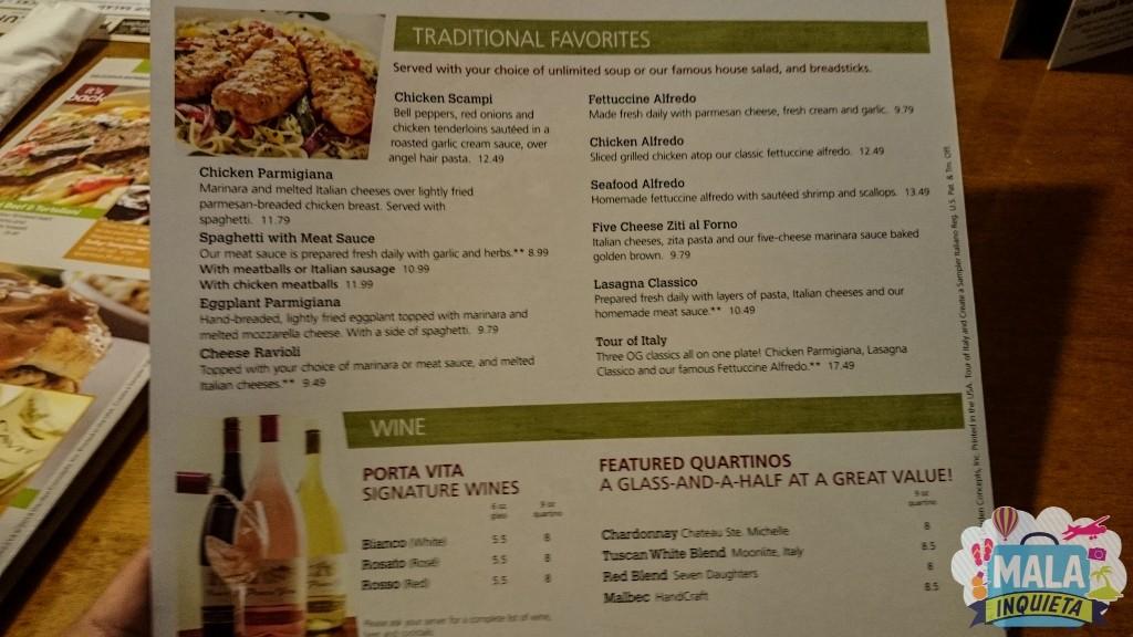 Olive Garden Italian Restaurant Eastpointe Mi