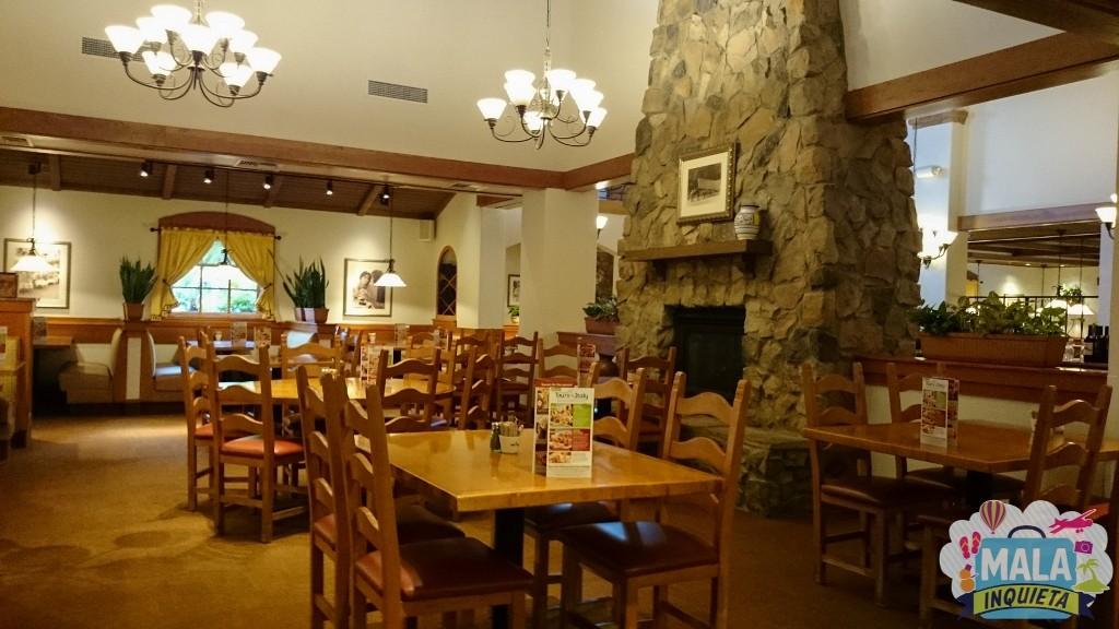 Onde comer em Orlando ? Olive Garden Italian Restaurant ...