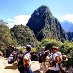 Check Point da montanha Wayna Picchu So dois grupos porhellip