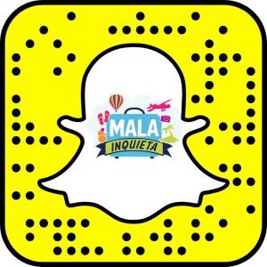 Acompanhe a gente no Snapchat