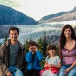 Luciana e Família - Foto: Luciana Azevedo