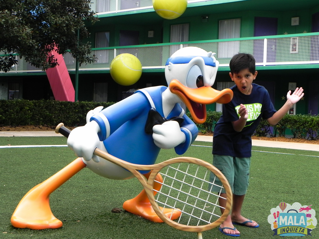 Complexo de hotéis Disney - Foto: Patricia Tayão