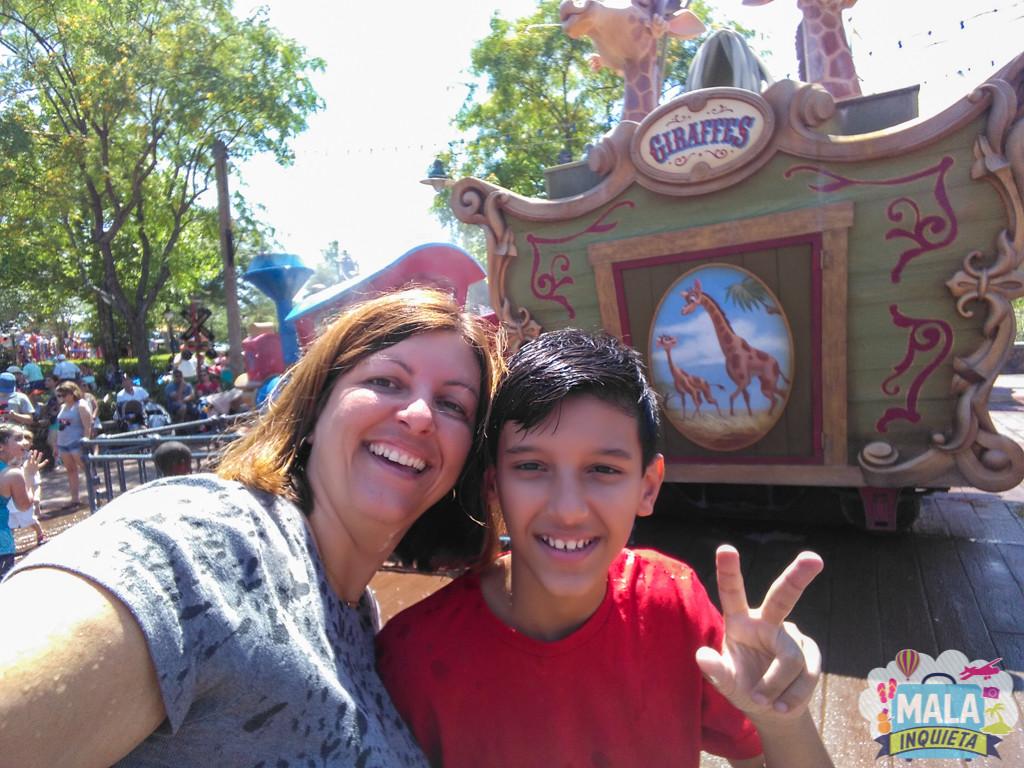 Viajar Hei nos parques de Orlando - Foto: Patricia Tayão