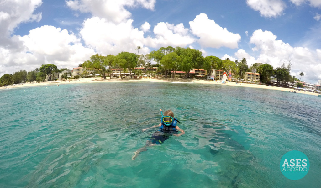 Snorkel no Elegant Tamarind Hotel - Foto: Ases a Bordo