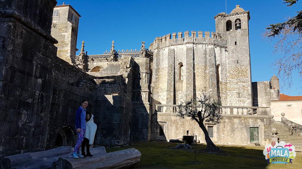 Castelo de Tomar | Foto: Claudia Bins