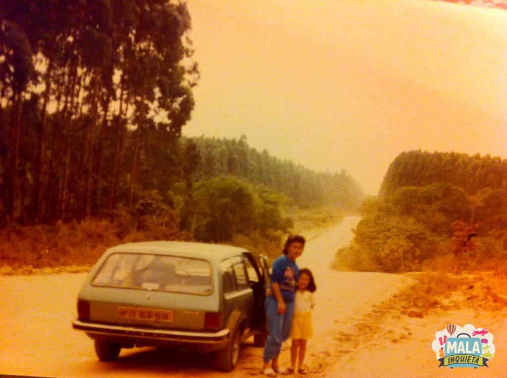 Estrada de terra em Itaúnas, Espírito Santo, | Foto: Mala Inquieta