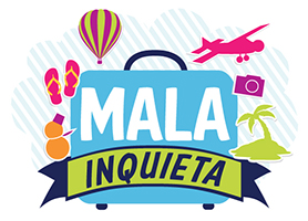 Mala Inquieta Logo