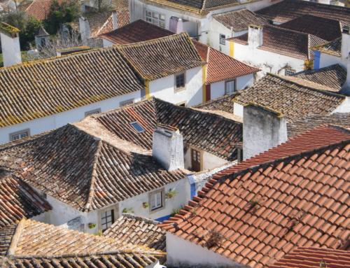 Vale a pena visitar Óbidos, ora pois !