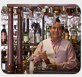 Barman - Foto: Site Oficial do Hotel