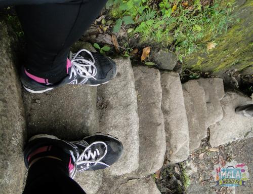 Machu Picchu: Subindo a montanha Huayna Picchu