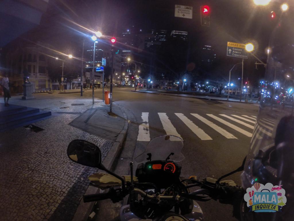 Praça Tiradentes - Centro