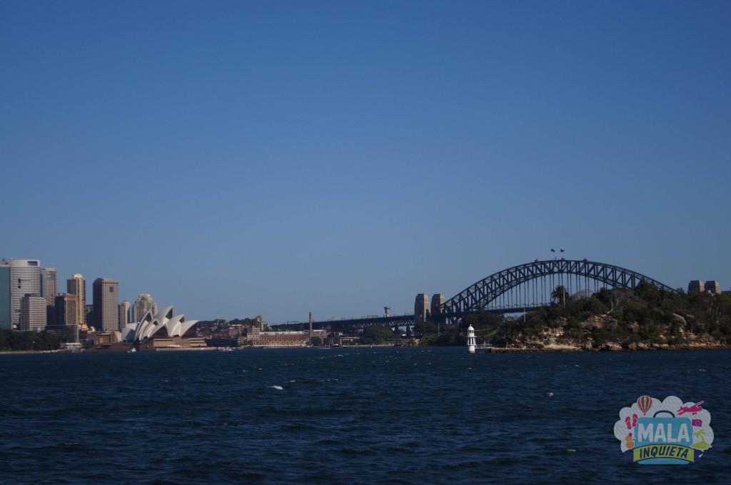 Downtown Sydney e seus principais pontos turísticos