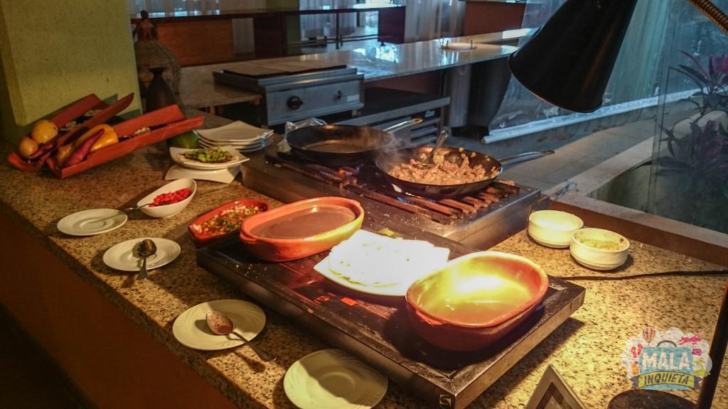 Restaurante Jangada - Lanche da tarde: Tortillas