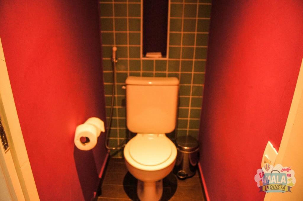 Banheiro - andar de baixo