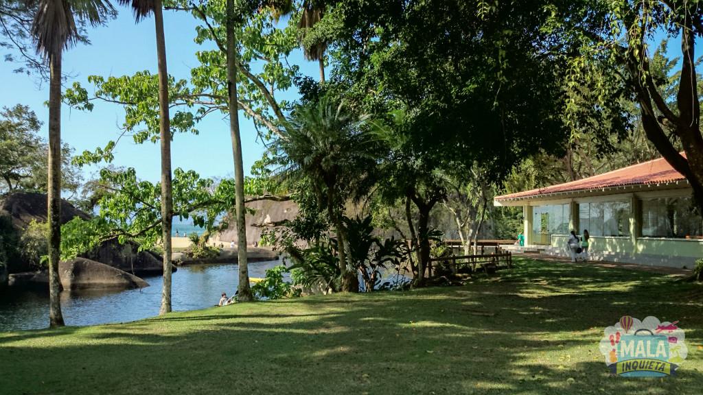 Rio das Pedras e Restaurante Jangada