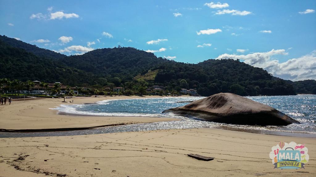 O Rio, a Praia e o Village