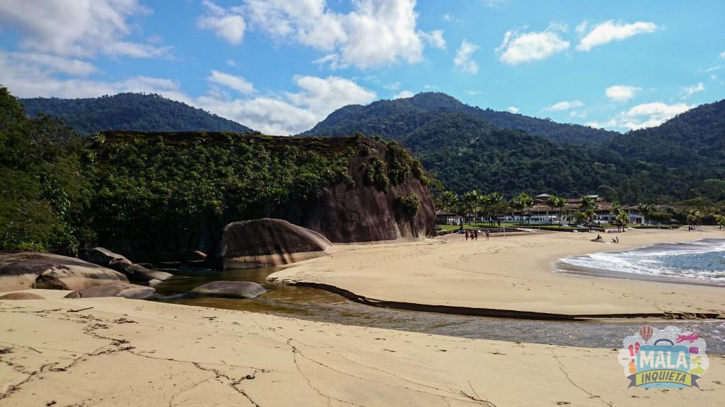 O Rio e a Praia