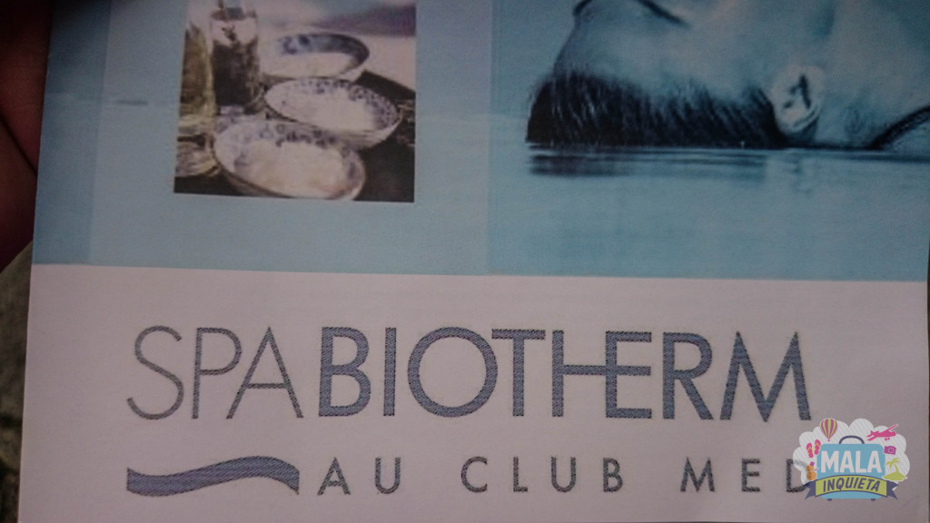 Spa Biotherm