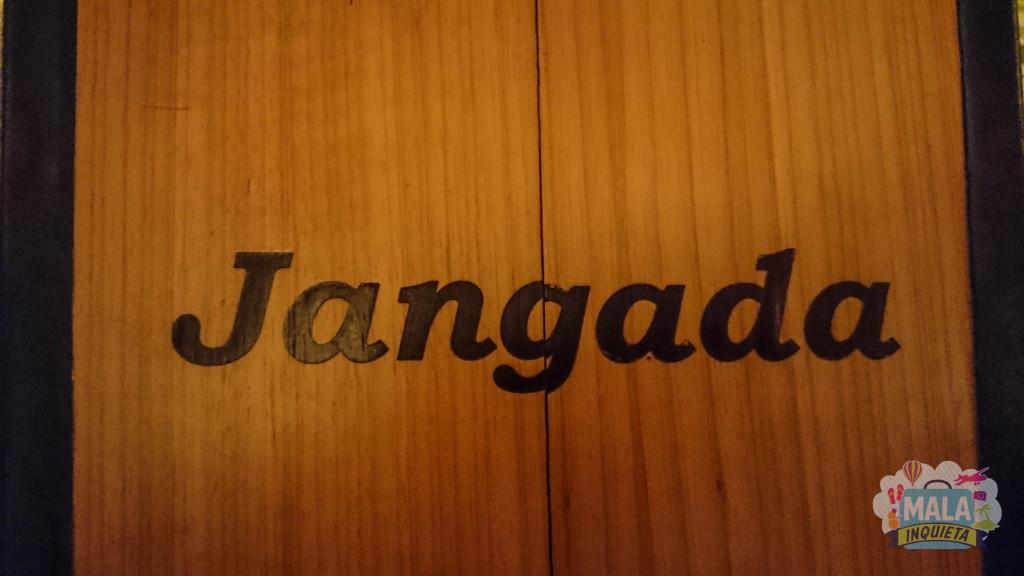 Restaurante Jangada - Cardápio Noite