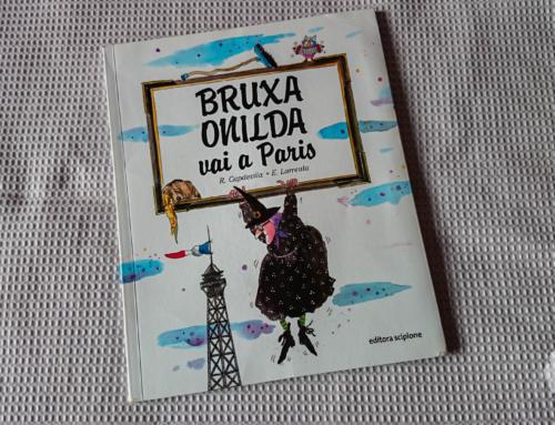 Biblioteca da Malinha Inquieta: Bruxa Onilda Vai a Paris