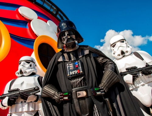 Disney Cruise Line inaugura dia especial do Star Wars no Disney Fantasy