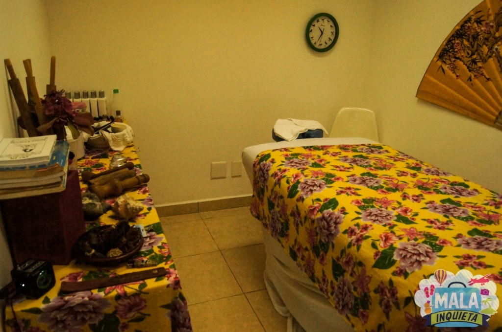 Sala do Spa