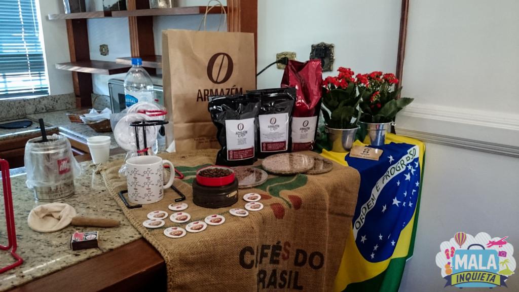 Café e mais café