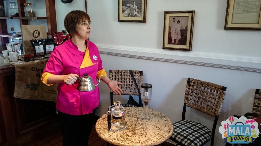 Conhecendo novos modos de coar o café
