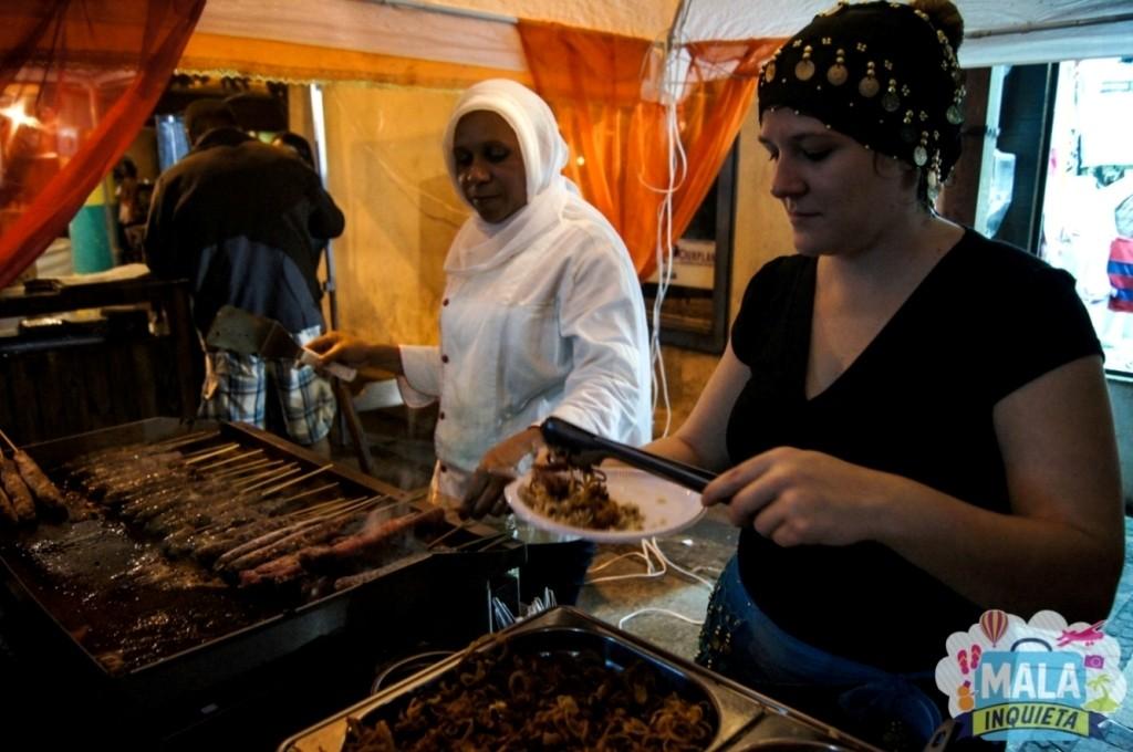 Restaurante Pimenta Síria.. hummm...