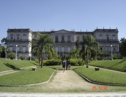 Mundo Giovanna: Conhecendo o Museu Nacional – Quinta da Boa Vista