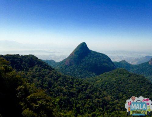 Pelo Rio: Trilha do Bico do Papagaio