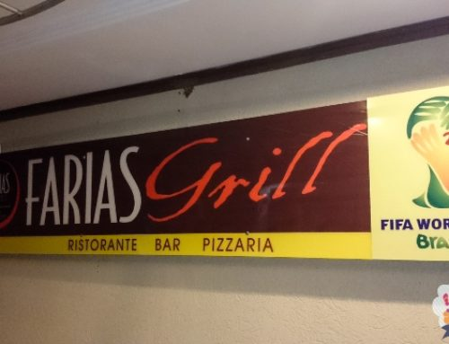 Onde comer em Búzios ? Farias Grill