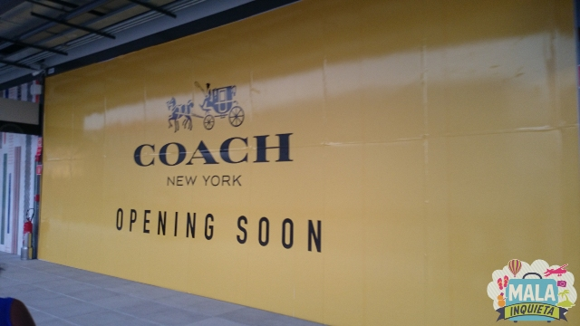 Coach: Fechada