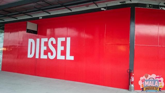 Diesel: Fechada