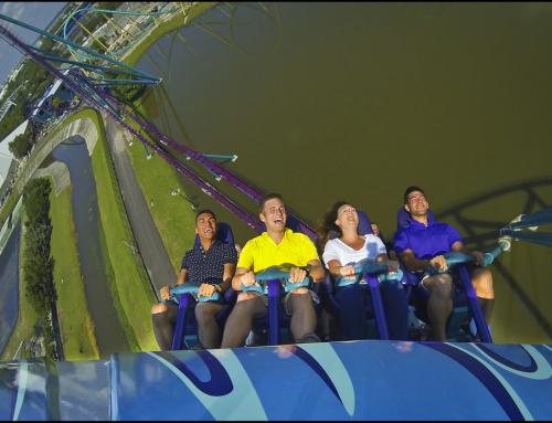 MAKO: a mais nova montanha-russa do SeaWorld Orlando