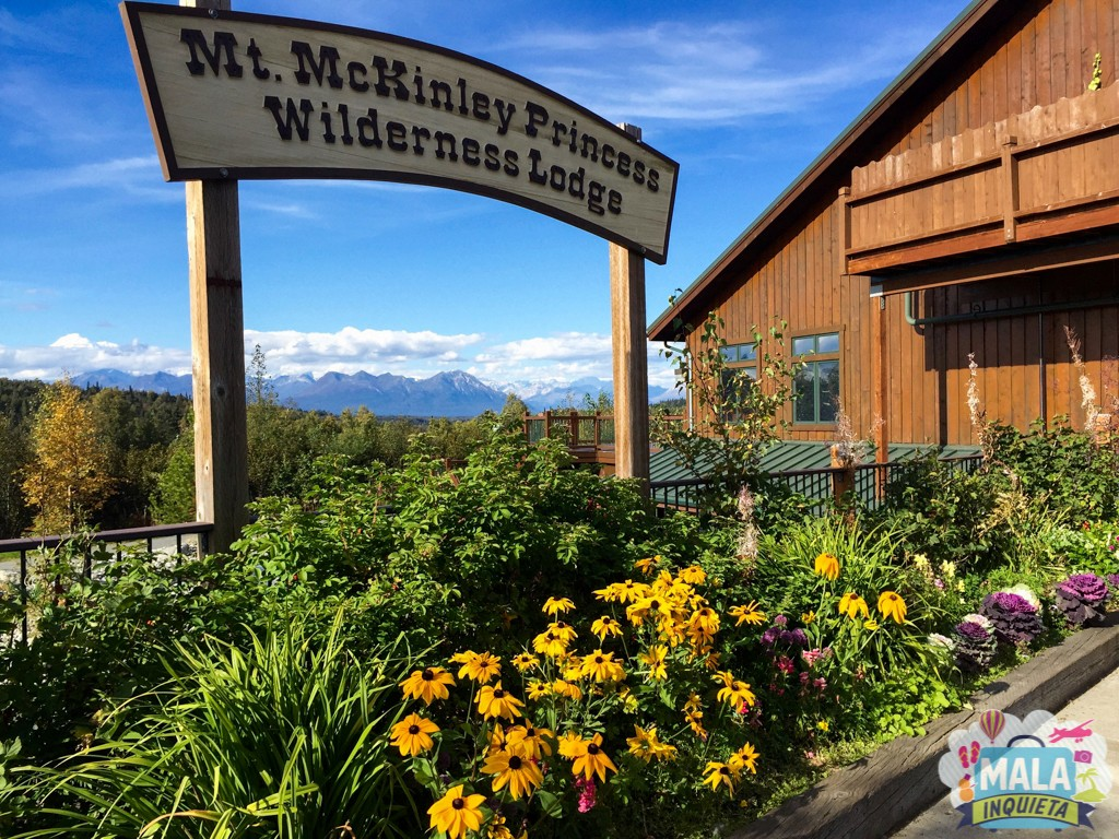 Mt. McKinley Princess Wilderness Lodge - Foto: Luciana Azevedo