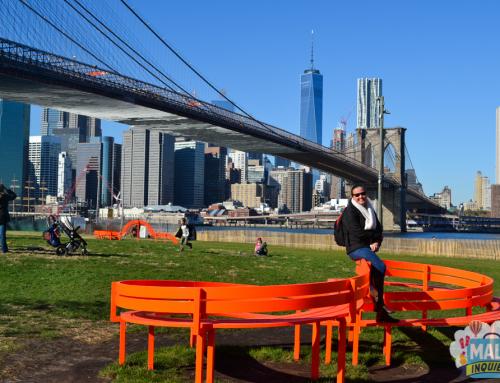 Minha Cidade do Coração: New York, por Larissa Castro