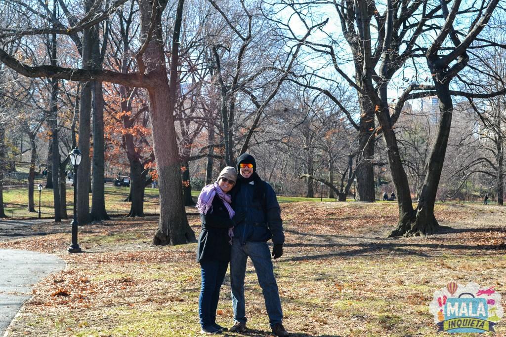 Central Park - Foto: Larissa Castro