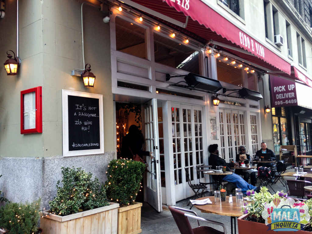 Cibo e Vino Restaurante - Foto: Larissa Castro