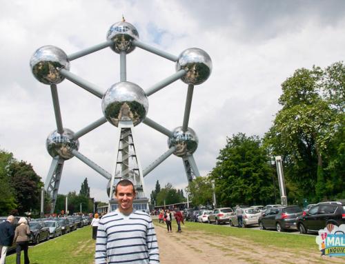 Minha Cidade do Coração: Bruxelas, por Jonathan Padua