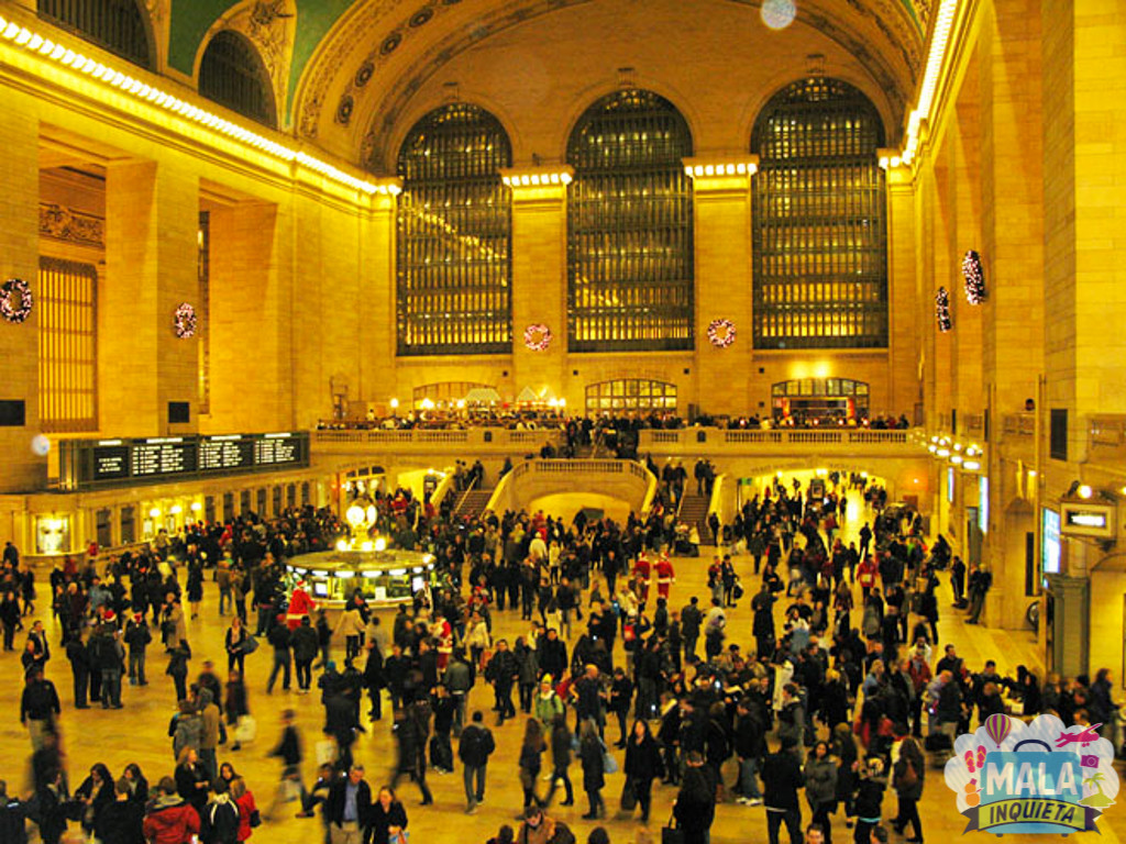 Grand Central Station - Foto: GC/Blog Vambora!
