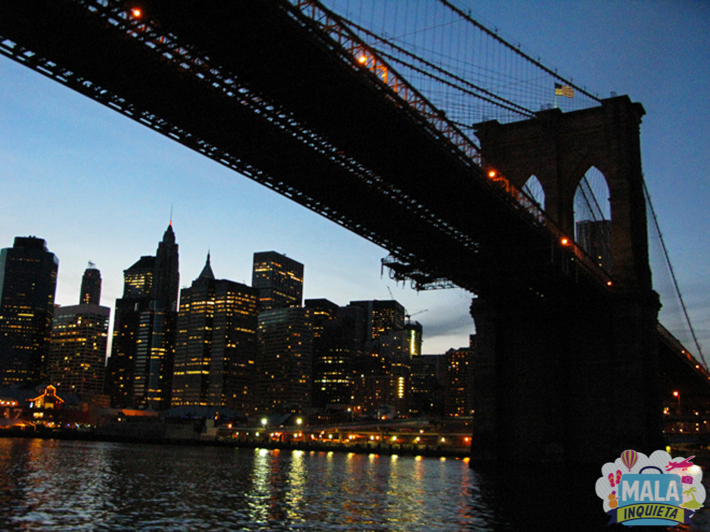 Ponte do Brooklyn - Foto: GC/Blog Vambora!