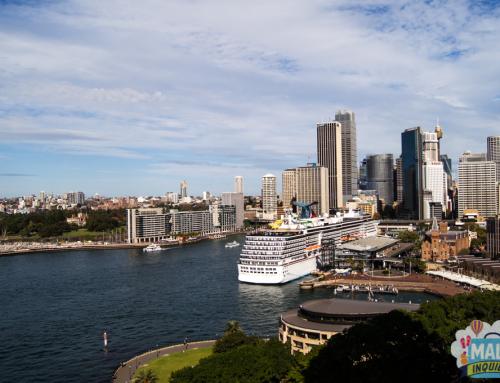 Travessia a pé da Sydney Harbour Bridge + Luna Park (Sydney – Austrália)