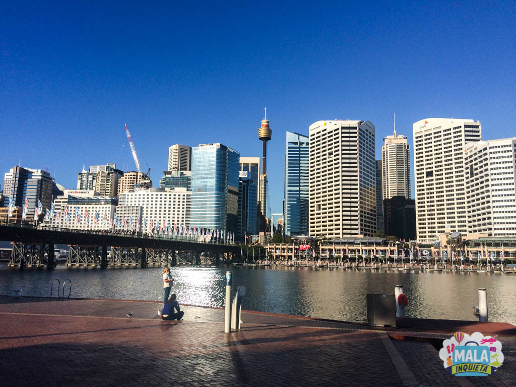 Darling Harbour - Foto: Giulia Sampogna