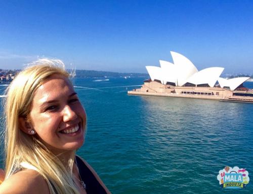 Minha Cidade do Coração: Sydney, por Giulia Sampogna